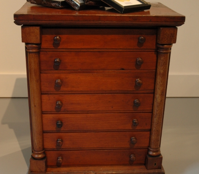 Collector specimen cabinet